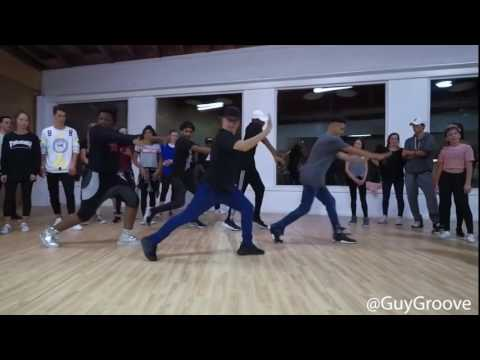 @BigSean - Bounce Back - @GuyGroove Choreography...
