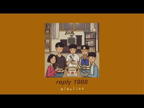 Reply 1988 Ost Playlist   K-drama Ost Playlist