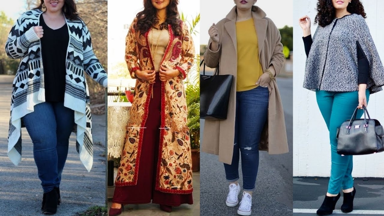 [VIDEO] – Winter Casual Outfit Ideas For Plus Size Girls || by Look Stylish