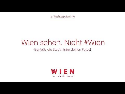Unhashtag Wien -  Klimt Sehen. Nicht #Klimt