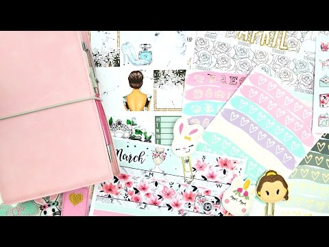 Planner Haul: New Personal Planner, Stickers, & Clips!