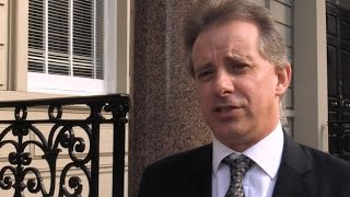 Christopher Steele, investigator behind Trump-Russia dossier, breaks his silence