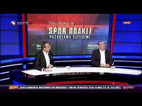 QNET Türkiye Genel Müdürü Cem Geyik Sports TV Konuğu (2. Bölüm)
