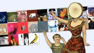 Ranking the /mu/core Albums (Tier List)