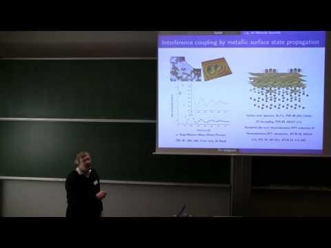 Per Hyldgaard: Electron response in the Rutgers-Chalmers van der Waals density Functionals