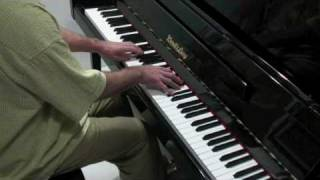 Chopin Waltz (#13) Op.70 No.3 - Paul Barton, piano