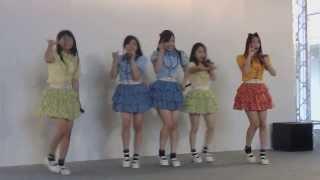 香川発アイドル きみともキャンディ 2013/11/09 高松市 サンポート高松...