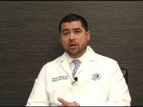 Platelet Rich Plasma (PRP) Injections: Fernando Manalac, MD