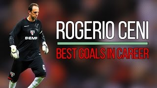 Rogerio Ceni ● Best Goals In Career