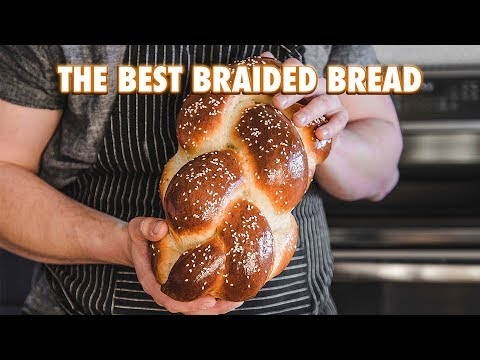 How to Make The Best Braided Bread: Challah