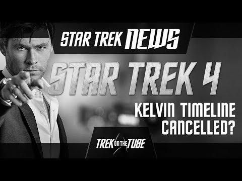 STAR TREK 4 - Will the Kelvin Timeline be cancelled ?
