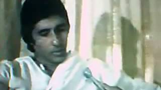 Amitabh 1983 Interview after Coolie