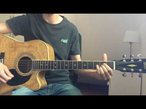 Walking The Wire - Imagine Dragons  (Acoustic Guitar Cover) - Chords  in Description