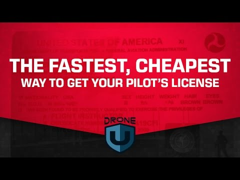 What is the fastest and cheapest way to get my pilot's license?