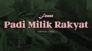 .Feast – Pembangunan / Padi Milik Rakyat (Clean Version)