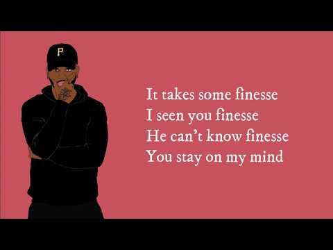 Bryson Tiller - Finesse (Lyrics) [Slowed Down Version]