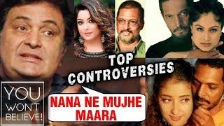 Nana Patekar Shocking Controversies   You Won't Believe