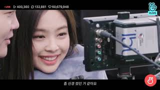 Jennie 'solo' Behind The Scene M/v