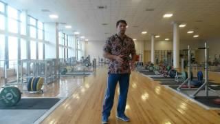 ТРЕНИРОВКА 1 развиваем силу ног / Тренировки с тренером сборной России по тяжёлой атлетике Яркиным В