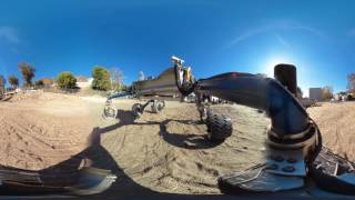 Test Ride The Mars Rover In 360 Video