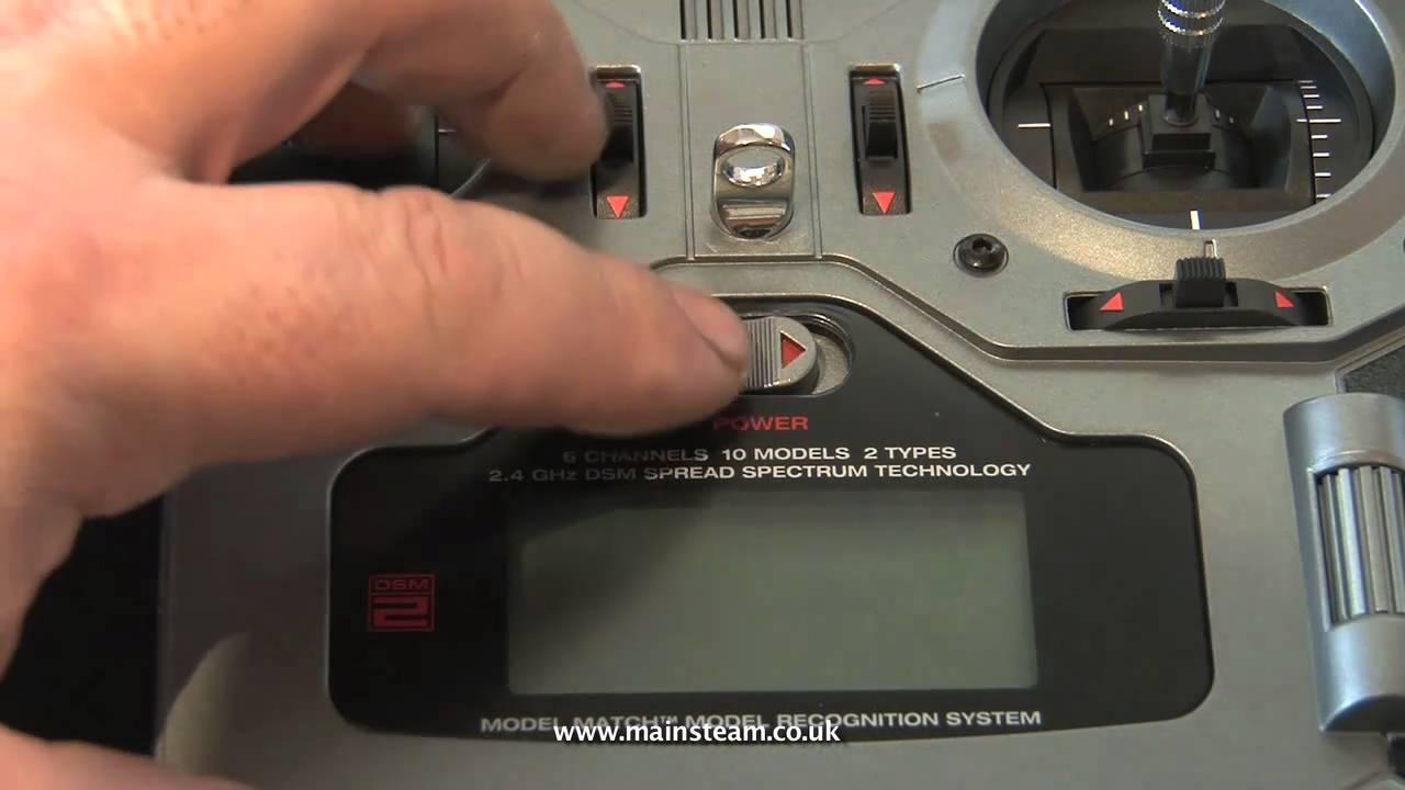 Dx6i Wiring Diagram Schematics Spektrum Satellite Adapter How To Bind A Receiver Transmitter Youtube Battery