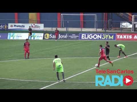 San Carlos U-17 1-0 Limón FC U-17