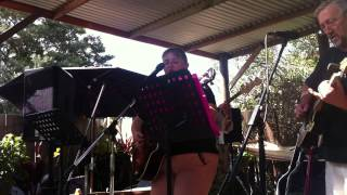 Maryann & friends, LIVe at The Glasshouse Coffee & Tea Merchants, Glasshouse Mountains QLD