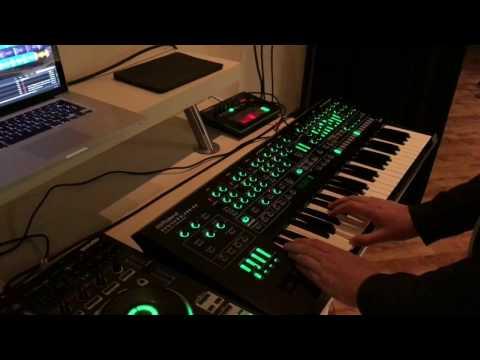 LIVE LOOP JAM 004 (DJ-808 x TB-3 x SYSTEM-8)
