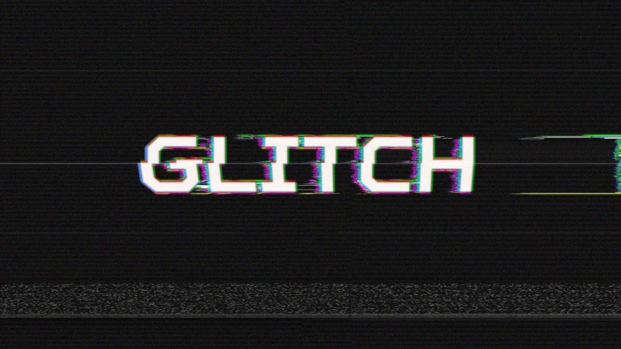 free glitch intro template  u2502 quick glitches intro