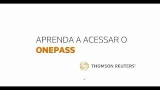 OnePass | Passo a passo