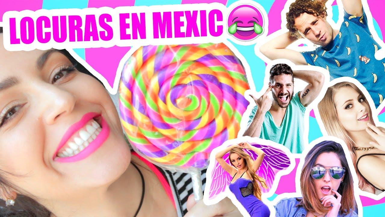 Una Semana en 1 Video - En Mexico KatieAngelTV, LuisitoComunica, YosStoP, DebRyanShow, Kika Nieto...