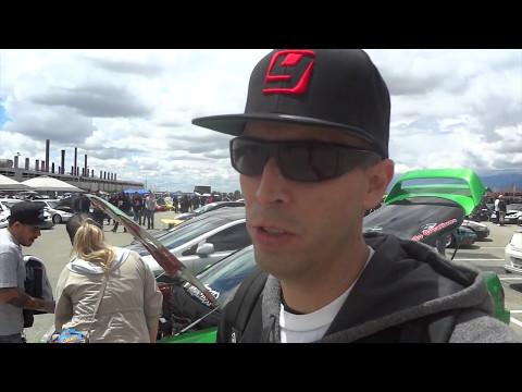 Eibach Meet 2017 Auto Club Speedway Fontana
