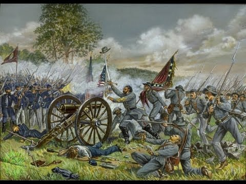 Ultimate General Gettysburg Massacre at the Wheatfield