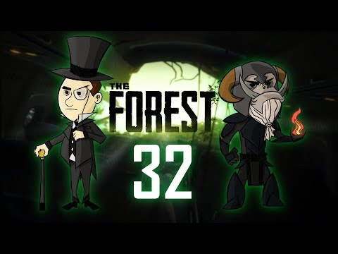 THE FOREST #32 : Fighting fire with Tree-houses