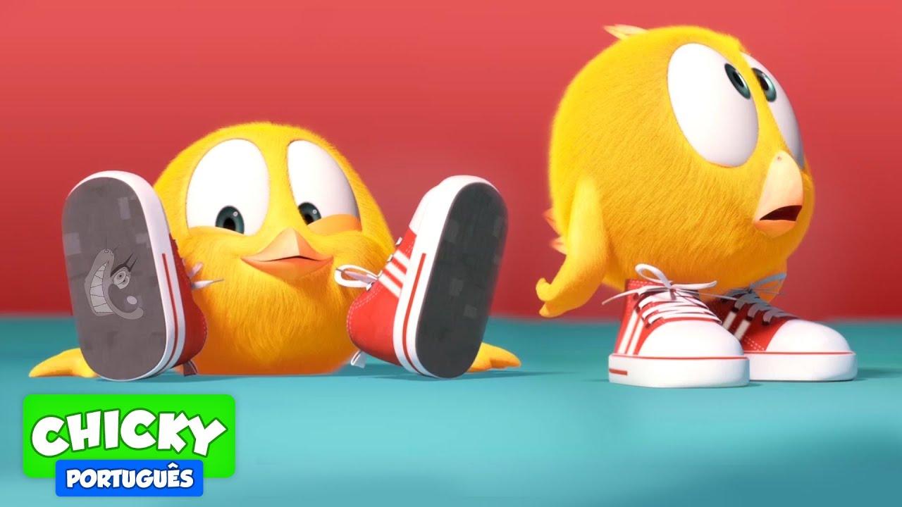 Onde está Chicky? 2020 | CALÇADOS NOVOS | Desenhos Animados Infantil