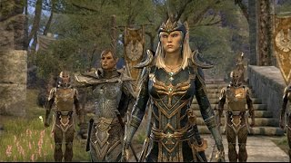 Das ist The Elder Scrolls Online: Tamriel Unlimited – Tamriel entdecken