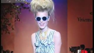 VIVIENNE WESTWOOD'S Sexy Girls!!! 1997 in Paris  Vive la Bagatelle  bi Fashion Channel