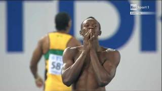 100 Metres men Final IAAF World Championships Daegu 2011