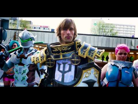 The-Party 15: Cosplay :: Off Stage :: Cosplay Music Video :: 4k UHD