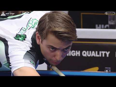 Stuttgart Open 2017, No. 22, Andre Lackner vs. Daniel Schneider, 10-Ball, Pool-Billard