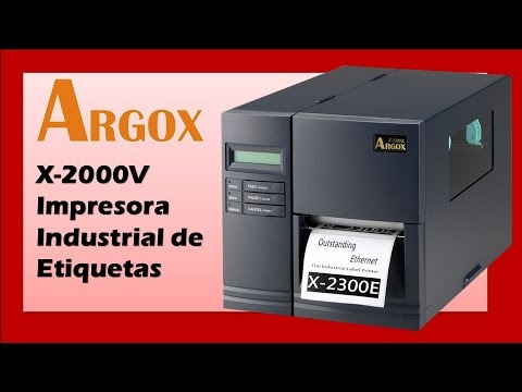 DRIVERS FOR ARGOX X2000V