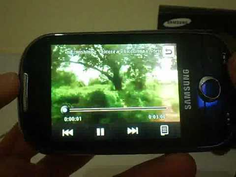 Samsung M3710 - Corby DJ