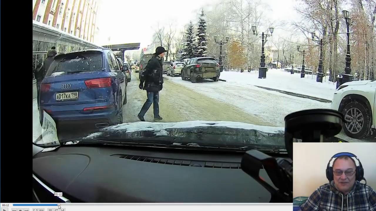 Вор попытался украсть сумку из авто в Уфе