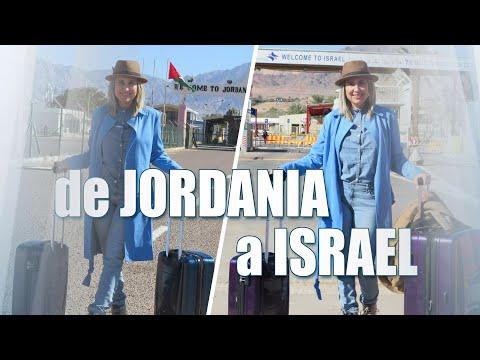 De Jordania A Israel