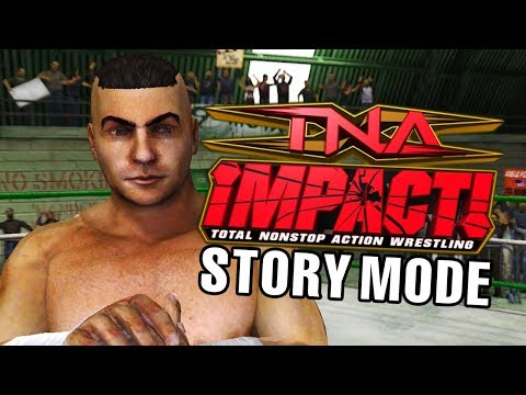 TNA IMPACT - Story Mode - Ep 1 - A NEW AWAKENING!!