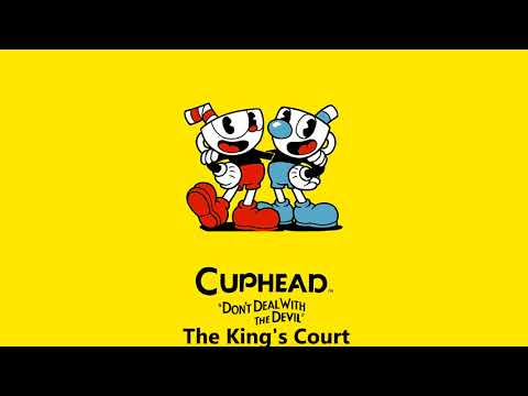 Cuphead OST - The King's Court [Music]