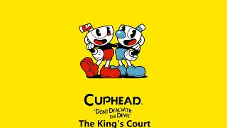 Cuphead OST The King 39 s Court Music