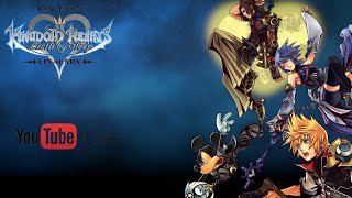 Kingdom Hearts Birth by Sleep | LIVE STREAM |  Part 2