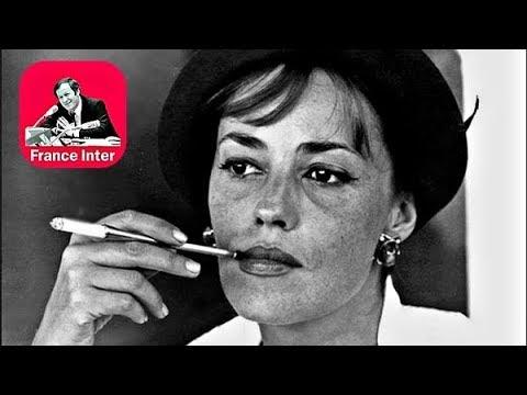 Jeanne Moreau au micro de Jacques Chancel : Première Radioscopie (9.09.1970)