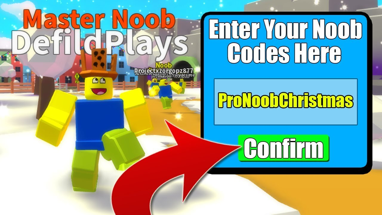 noob simulator codes roblox